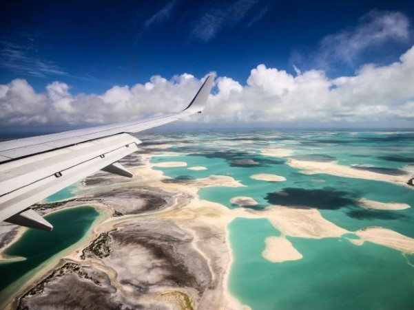 Kiribati, o primeiro país a comemorar o Réveillon