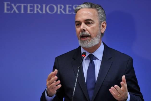 Antonio Patriota, ex-ministro das Relações Exteriores