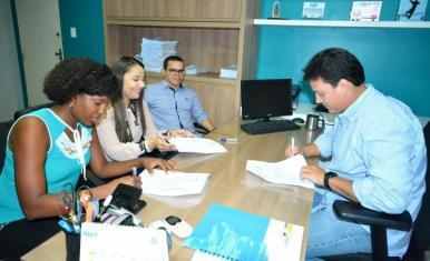 Governo abre oportunidades de estágio para alunos do Ensino Médio