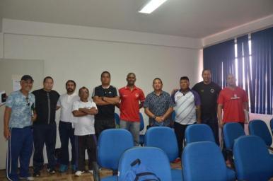 Congresso técnico discute classificatórias da etapa municipal dos JEMs em São Luís