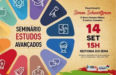 Iema debate reforma do ensino médio em seminário