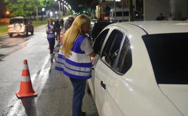 Operação Lei Seca realiza 329 abordagens em São Luís no fim de semana