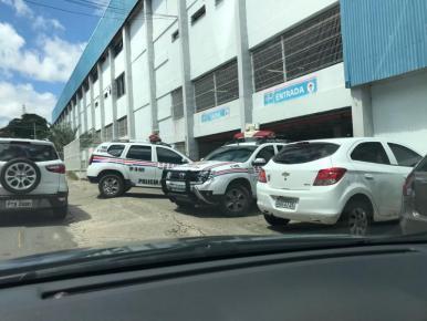 Criminosos invadem e roubam supermercado em São Luís