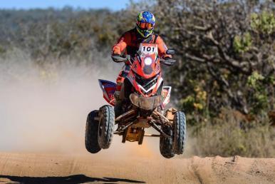 Rally dos Sertões: maranhense sofre pane e abandona prova na 5ª etapa