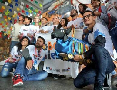 IEMA conquista garante vaga para Mundial de Robótica em Taiwan