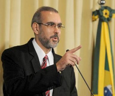 José Barroso Filho é sabatinado no Senado