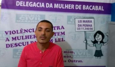 Homem é detido suspeito de agredir companheira em Bacabal