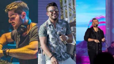 Festa Triple AAA reúne Alok, Avine Vinny e Aviões em São Luís