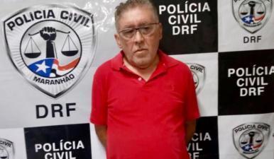 Idoso é detido suspeito de desviar mais de R$ 110 mil de empresas em São Luís