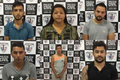 Operação prende no MA suspeitos de fraudar concurso público em TO
