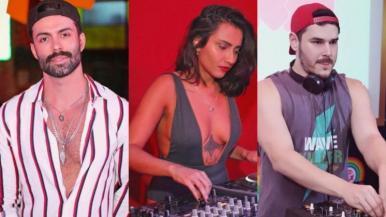 Funk, pop e eletrônico na Treta especial de Natal em São Luís