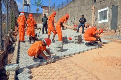 Número de detentos trabalhando triplica e gera economia milionária no Maranhão
