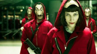 La Casa de Papel - Parte 2 ganha trailer e data de estreia na Netflix