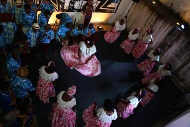 Prévias juninas animam turistas no Centro Histórico