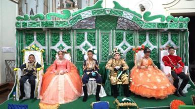 Beleza, tradição e celebrações encerram a Festa do Divino em Alcântara