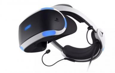 Games: Sony anuncia nova versão do PlayStation VR