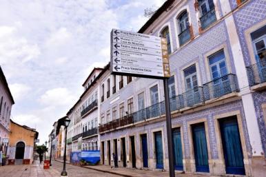 Prefeitura realiza transmissão do jogo Brasil e Bélgica no Centro Histórico