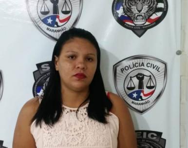 Polícia Civil prende mulher por tráfico na Vila Itamar em São Luís