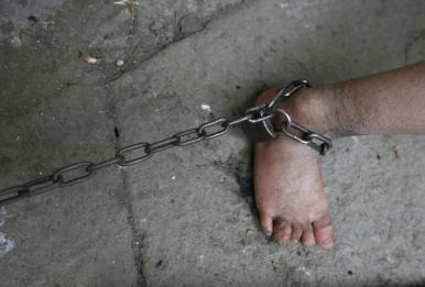 Crianças são encontradas acorrentadas no município de Cajapió