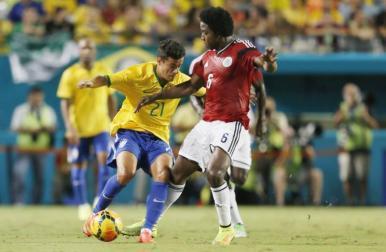 Seleção Brasileira enfrentará a Colômbia em setembro