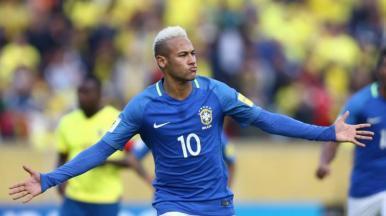 Neymar é finalista ao prêmio de melhor jogador da FIFA