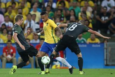 Brasil e Alemanha se enfrentarão em março de 2018