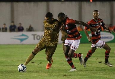 Campinense faz 3 a 1 no Sport e conquista vantagem na Copa Nordeste