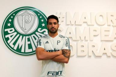Campeão olímpico, zagueiro Luan chega ao Palmeiras