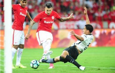 Internacional e Corinthians empatam no Beira-Rio