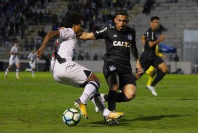 Ponte x Vasco e Avaí x Santos não saem do zero na 19ª rodada do Brasileiro