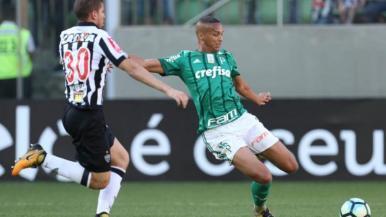 Atlético-MG e Palmeiras empatam no Independência