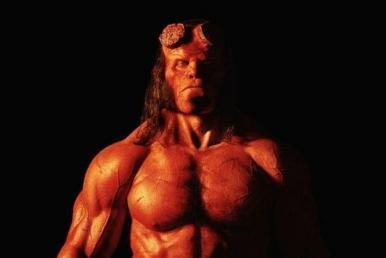 Cinema: veja primeira imagem oficial de David Harbour como Hellboy
