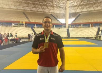 Judoca maranhense é convocado para seletiva olímpica
