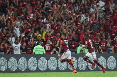Flamengo, Palmeiras, Fluminense e Cruzeiro vencem no Brasileirão