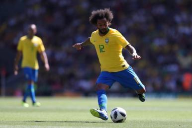 Seleção: Marcelo está desconvocado por lesão na panturrilha