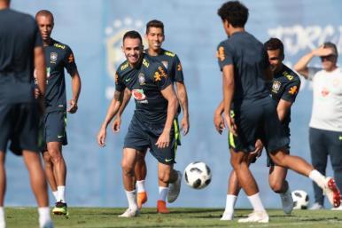 Seleção Brasileira equilibra treinamento e recuperação no fim de semana