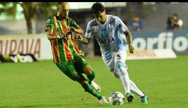 Sampaio e Londrina empatam em 1 a 1 no Brasileirão