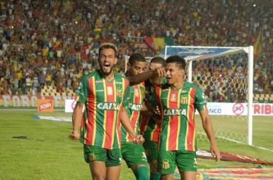 Nordestão: Sampaio vence o Bahia no 1º jogo da decisão