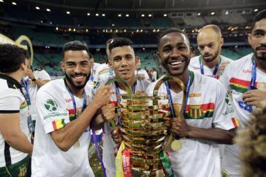 Sampaio Corrêa é campeão da Copa do Nordeste 2018