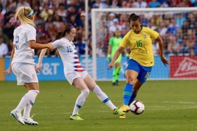 Seleção Feminina disputará Torneio She Believes, nos Estados Unidos