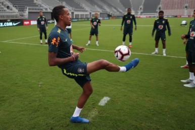 Seleção Brasileira escalada para enfrentar El Salvador
