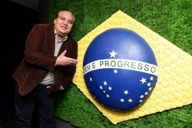 Branco é o novo coordenador de base da Seleção Brasileira