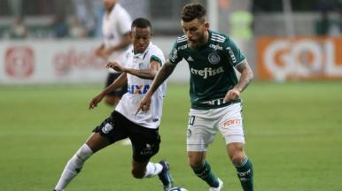 Palmeiras goleia o América e segue muito perto do título do Brasileiro