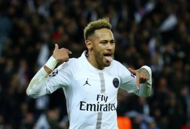 Neymar e Éder Militão balançam as redes na Liga dos Campeões