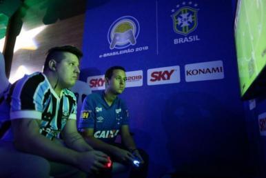 e-Brasileirão tem 'Grupo da morte' emocionante na primeira fase