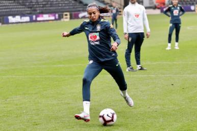 Seleção Feminina inicia preparação para a Copa do Mundo 2019