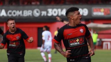 Moto Club e Vitória empatam pela Copa do Nordeste