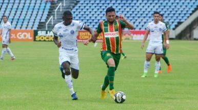 Copa NE: Sampaio Corrêa e Confiança-SE empatam em 2 a 2