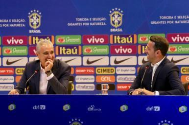 Semana com três convocações da Seleção Brasileira