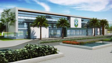 CBF anuncia construção de Centro de Desenvolvimento do Futebol